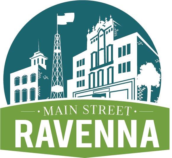 Main Street Ravenna logo