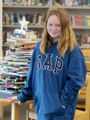 Arleigh Otto, a student at Fairless Middle School, is the Akron Children's Hospital Kid of Character for December in The Massillon Independent.