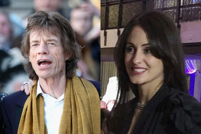 Mick Jagger and Melanie Hamrick bought a home in Lakewood Ranch.