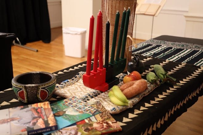 The Beach Institute African-American Cultural Centerwill host a virtual Kwanzaa Observation from 6-6:30 p.m. from Dec. 26-From Dec. 26 to Jan. 1, every night the Kwanzaa principles will be shared, the Kwanzaa candle will be lit, and the Kwanzaa symbols will be explained.