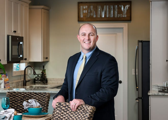Contractors for a Cause recently announced its 2021 officers, including returning President Jake Booth, managing partner, Capstone Homes LLC.