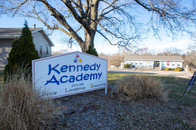The Kennedy Academy, 206 S.E. Lakewood Court, will be the site of SENT Topeka's new preschool academy in what organizers call a child care desert in southeast Topeka.