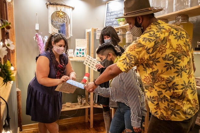 Freehand Market in Saxapahaw will hold its final holiday shopping pop-ups in the coming days. Check out the shop for locally-made sustainable goods and gifts.