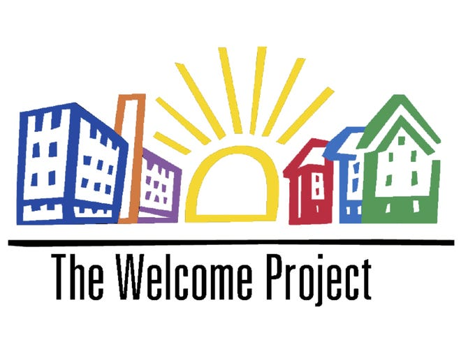 The Welcome Project logo.