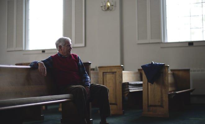 Bill Henderson has served as Black Mountain Baptist's interim pastor twice in the last 13 years.