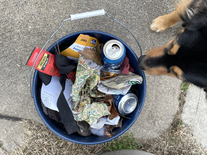 Dayton, Kentucky residents are removing trash from their streets thanks to a new Facebook group created by Scott Beseler.