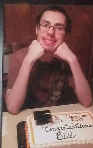 "William ""Bill"" Anderson's family last saw him on Dec. 9 when he left their home in Evansville. The 22-year-old is on the Autism spectrum and lives with Tourette's. His without his medication and may be in New York City."