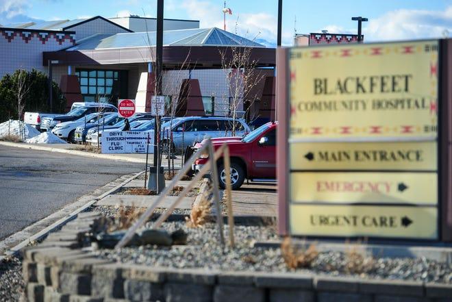 The Blackfeet Community Hospital in Browning, Mont.
