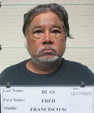 Fred Francisco Blas Sr.