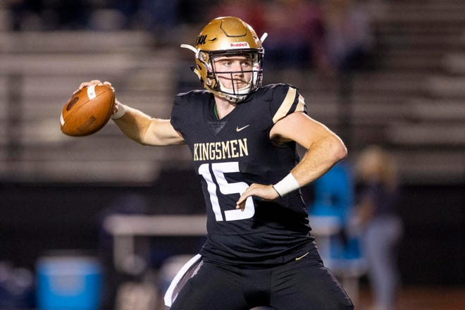 Penn's Ron Powlus III will follow in his father's footsteps at Notre Dame.
