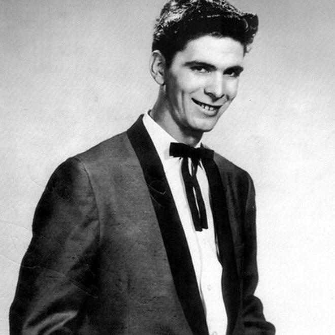 Rockabilly singer Carl Mann 1942-2020.
