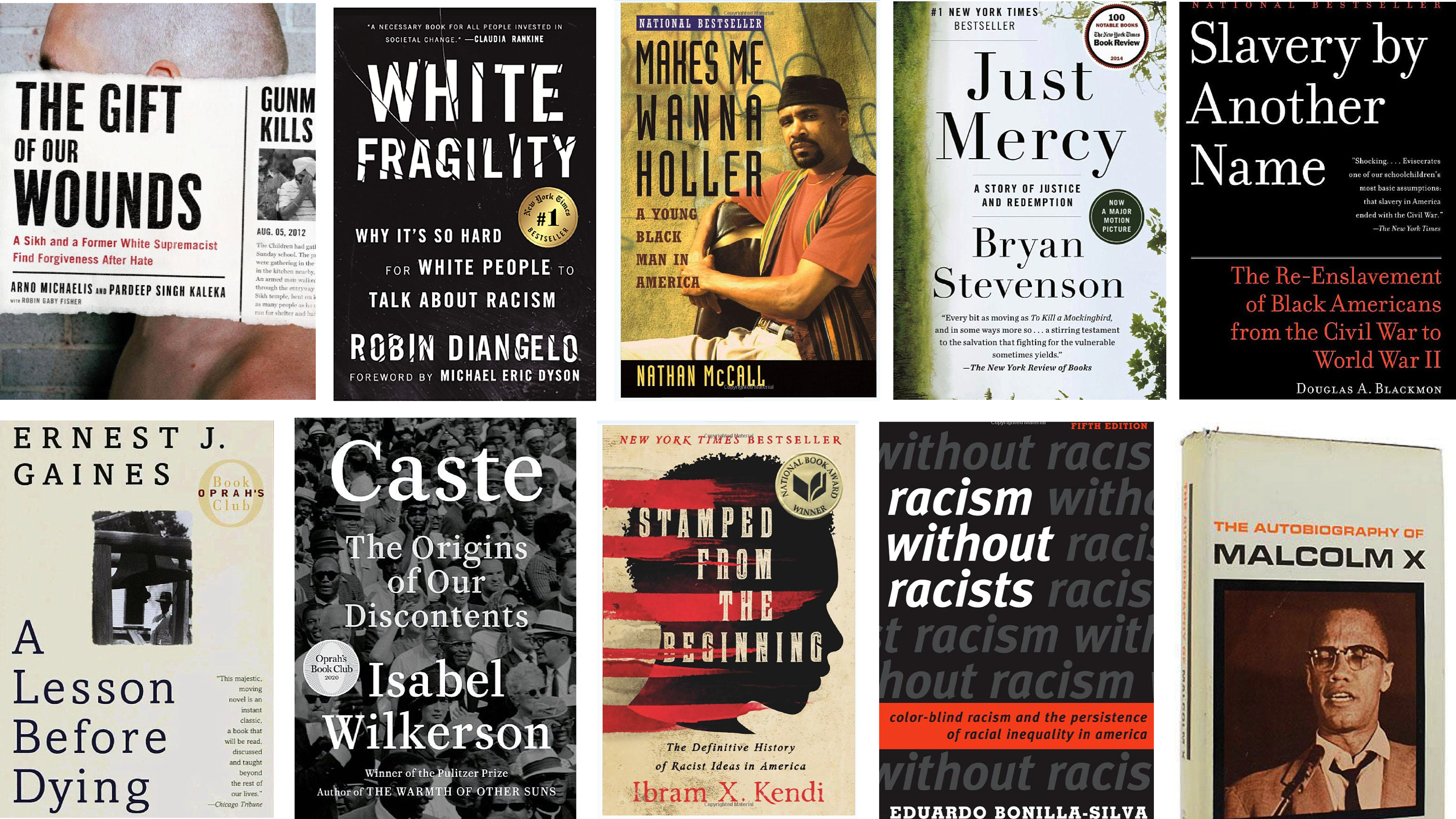 Recommended reading from the Milwaukee's Promise series on racism.