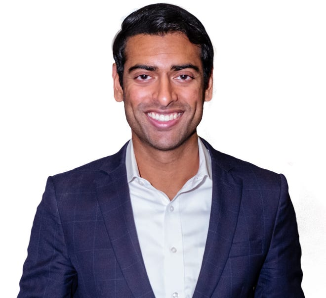 Steven Olikara, founder and former chief executive of the nonprofit Millennial Action Project.