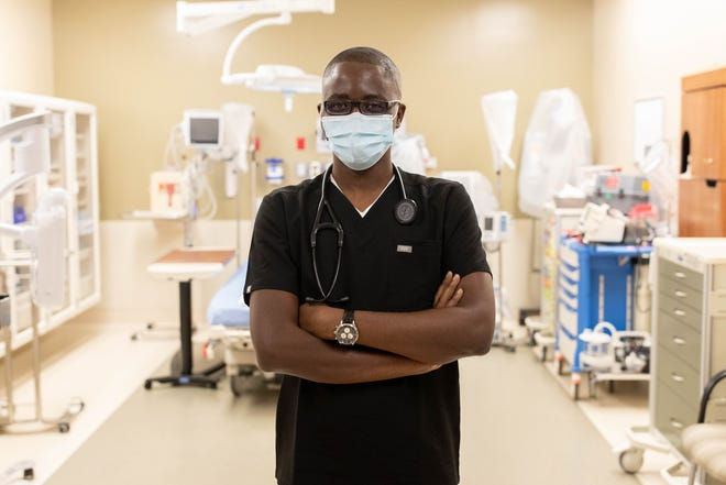 Capital Regional Medical Center Emergency Medicine Physician Dr. Juvenal Havyarimana