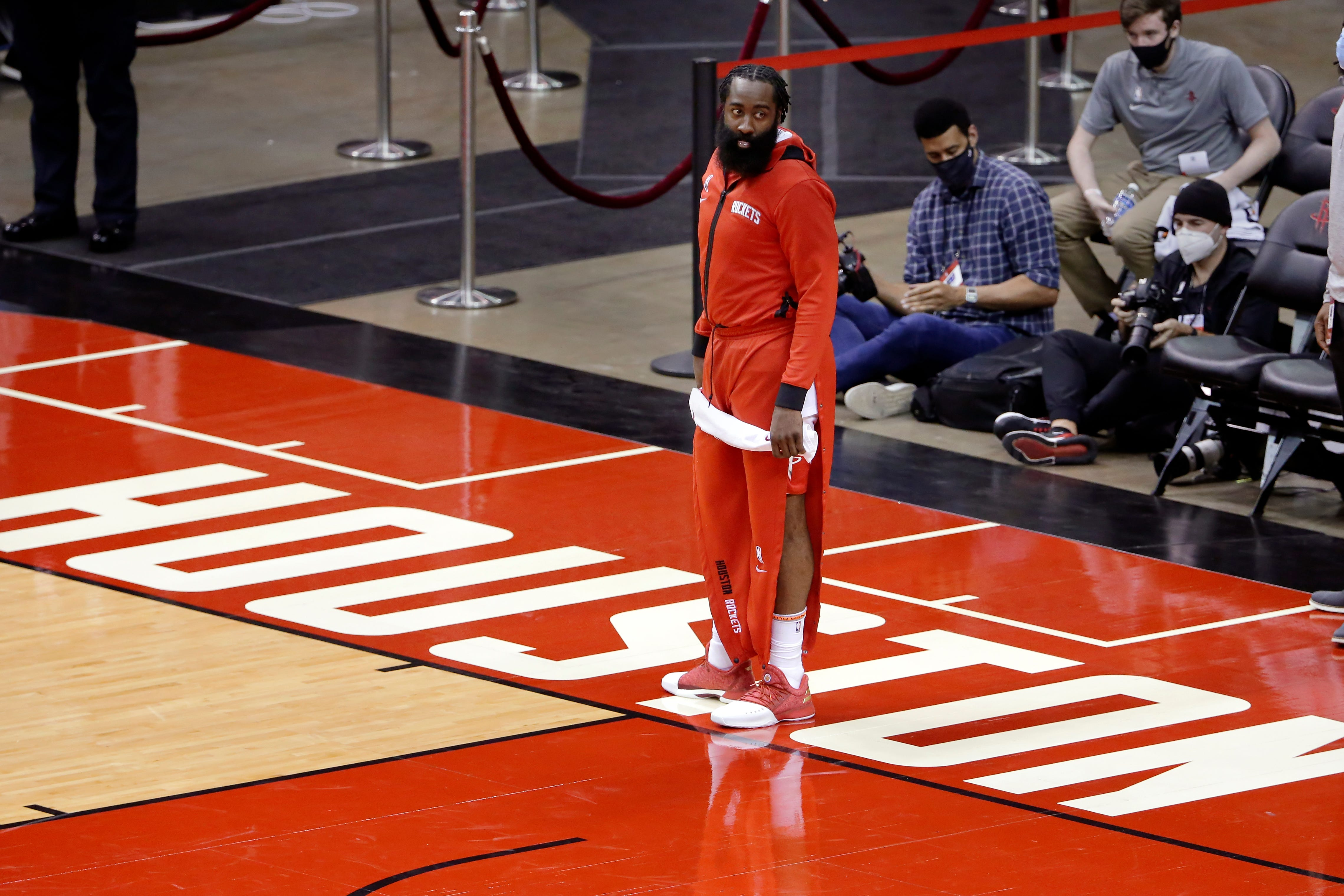 'I think it can be amicable for both sides': Reggie Miller, Chris Webber say trading James Harden could also help Rockets