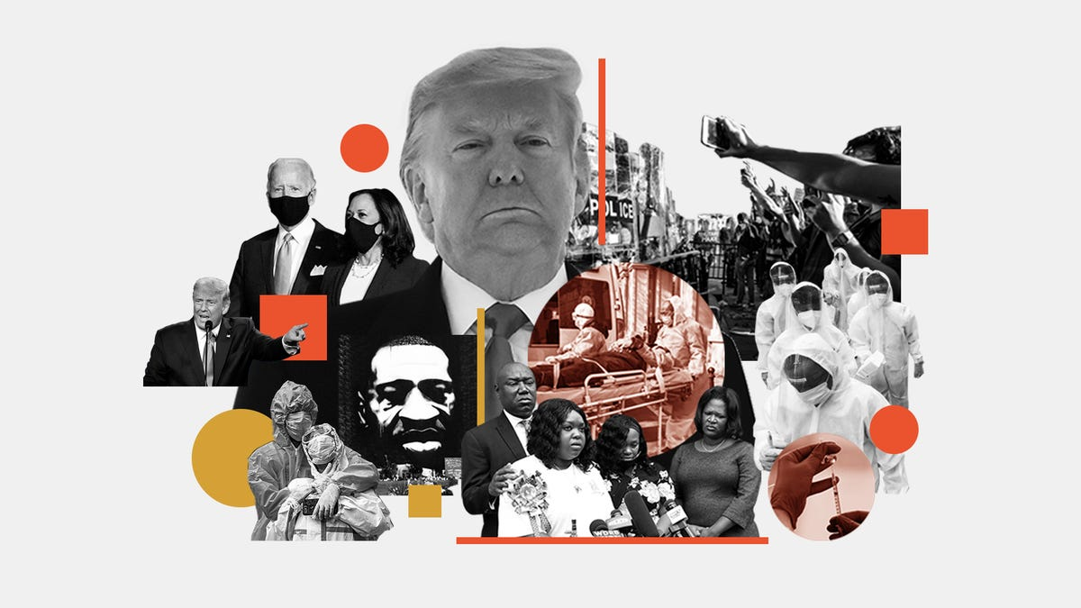 www.usatoday.com: The year that was: A global pandemic, racial protests, a president-elect. Oh, and impeachment.