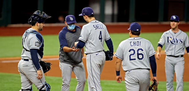 Kevin Cash made the controversial decision to take starting pitcher Blake Snell out of the game during the sixth inning of World Series Game 6 against the Dodgers.