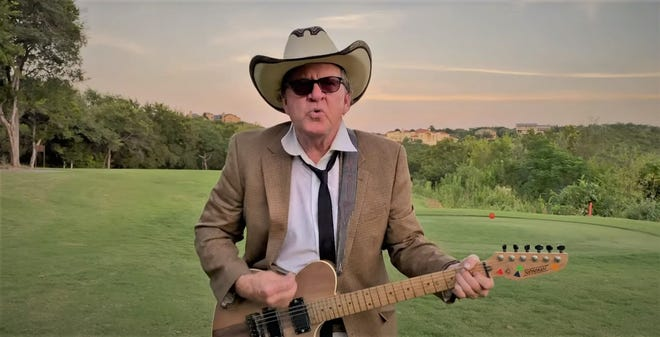 "Joe King Carrasco's new album is titled ""Mariachi Blues."""