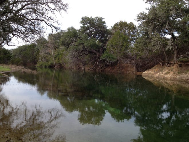 Austin philanthropist Dick Rathgeber has donated 300 acres to the city of Dripping Springs to be used as park land.