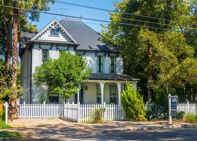 This Victorian house on West Mary Street in Austin was listed for sale at $1.85 million earlier this year. The Austin-Round metro area saw a 41.4% increase in sales of million-dollar homes between November 2019 and October of this year, according to a new industry report.