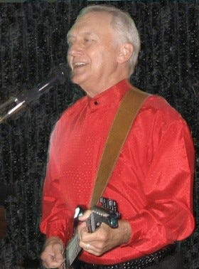 "Texas singer, songwriter and musician Mack Hayes scored a novelty hit in 1980 with ""The Twelve Days of a Cleveland Brown Christmas."""