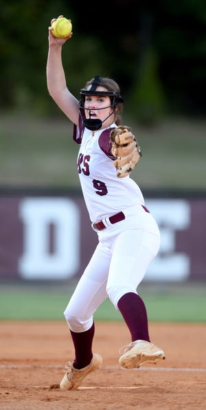 Senior Lakeside pitcher Ansley Gibson is the reigning Region 3-AAAAAA player of the year and Augusta Chronicle Softball Player of the Year. She headlines the list of Augusta-area players to watch for the 2021 season.