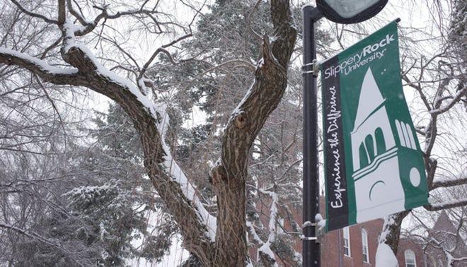 Slippery Rock University will begin its spring semester Jan. 19.