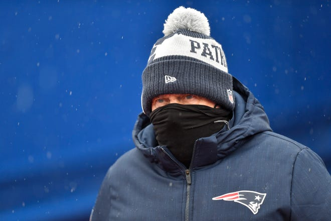 Miami and Bill Belichick's New England Patriots head into their 111th meeting with both teams trailing AFC East leader Buffalo (10-3).