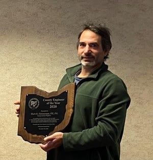 Mark Zimmerman, P.E., P.S., Seneca County Engineer