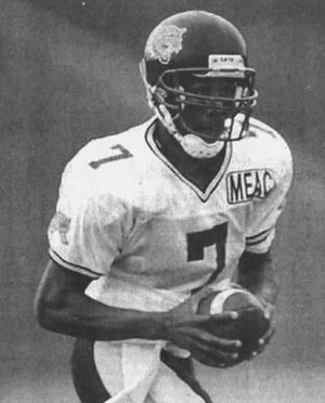 Allen Suber went 42-15 during his time under center at Bethune-Cookman.
