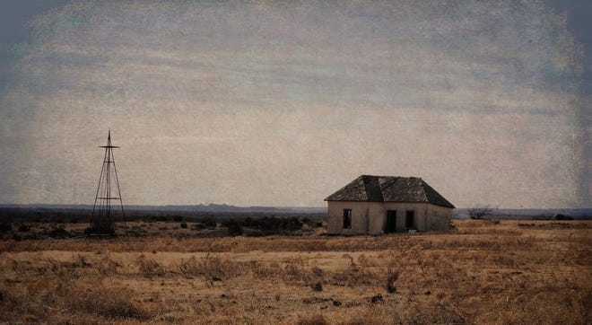 Fran Bohannon: Long Since Vacated - Snyder, Texas