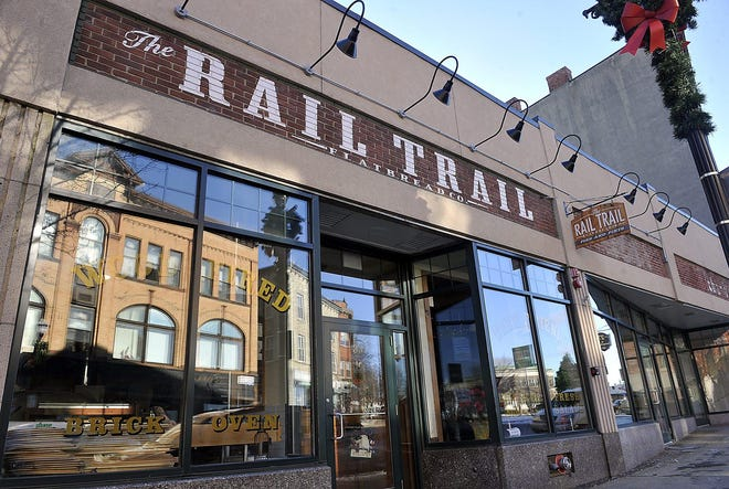 The Rail Trail Flatbread Co. in downtown Hudson is angling to open a second restaurant in Milford.