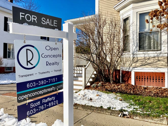 Strafford County residential sales continued at a fast pace in November.
