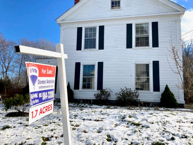 The sales of home and condomimiums set records in 13 Rockingham County towns.