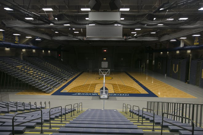 Rock Valley College has decided to cancel its volleyball, men's basketball and women's basketball seasons this year because of the ongoing coronavirus pandemic.
