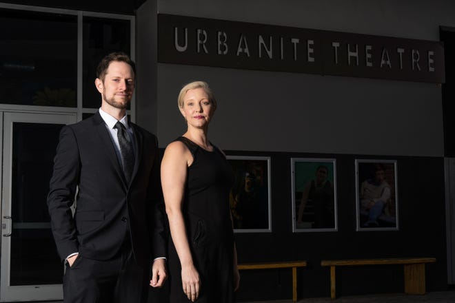 Brendan Ragan and Summer Dawn Wallace, co-founders and co-artistic directors of Sarasota's Urbanite Theatre, are looking at alternative forms of presentation until the coronavirus pandemic eases.