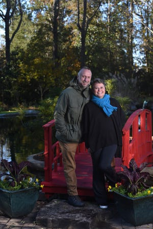 Zach Hanner and Dagmar Cooley of Wilmington moved to Wilmington in 1993 after meeting in 1992. In 2021, the longtime couple will celebrate their 25th wedding anniversary.