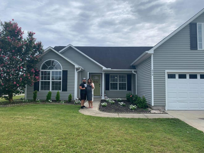 Josh Deese and his wife Valeria relocated to the Carolina Beach area from Nashville in September.