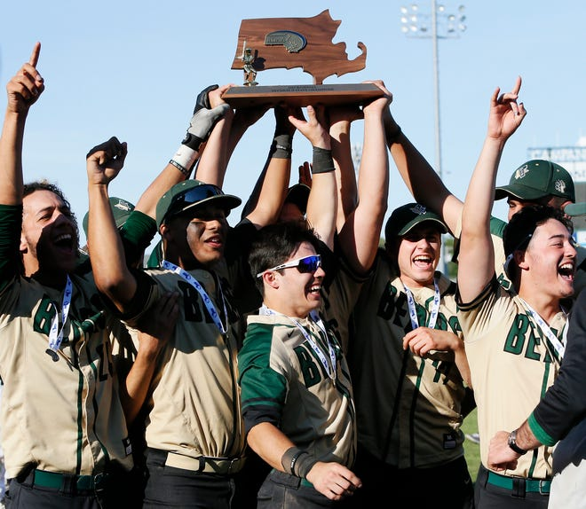 The GNB Voc-Tech Bears won the Div. 2 state title in 2017.