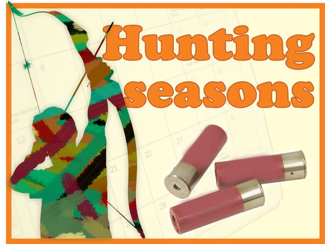 Current and upcoming Kansas hunting and fishing seasons
