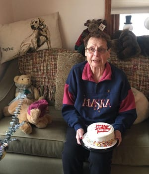 Retired Hudson High School teacher Jan Taylor, who marked her 77th birthday on Dec. 9, organized the Spirit of Sharing program in the 1990s. She recalls that for several years,  with the help of Hudson High School students, clothing, toys  and gifts were delivered to needy Hudson children.