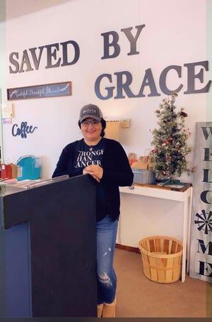 Saved by Grace owner Belinda Galvan
