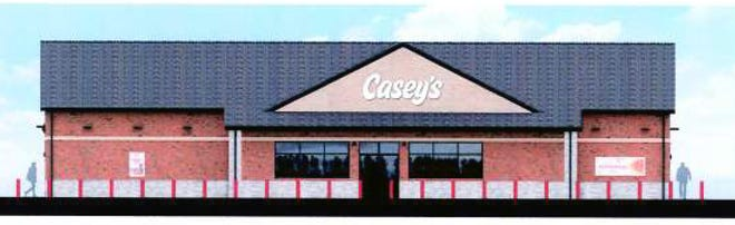 Final approval was given to construct a Casey's General Store in Fairfield Township on Princeton Road, just north of the Princeton/Gilmore roads intersection