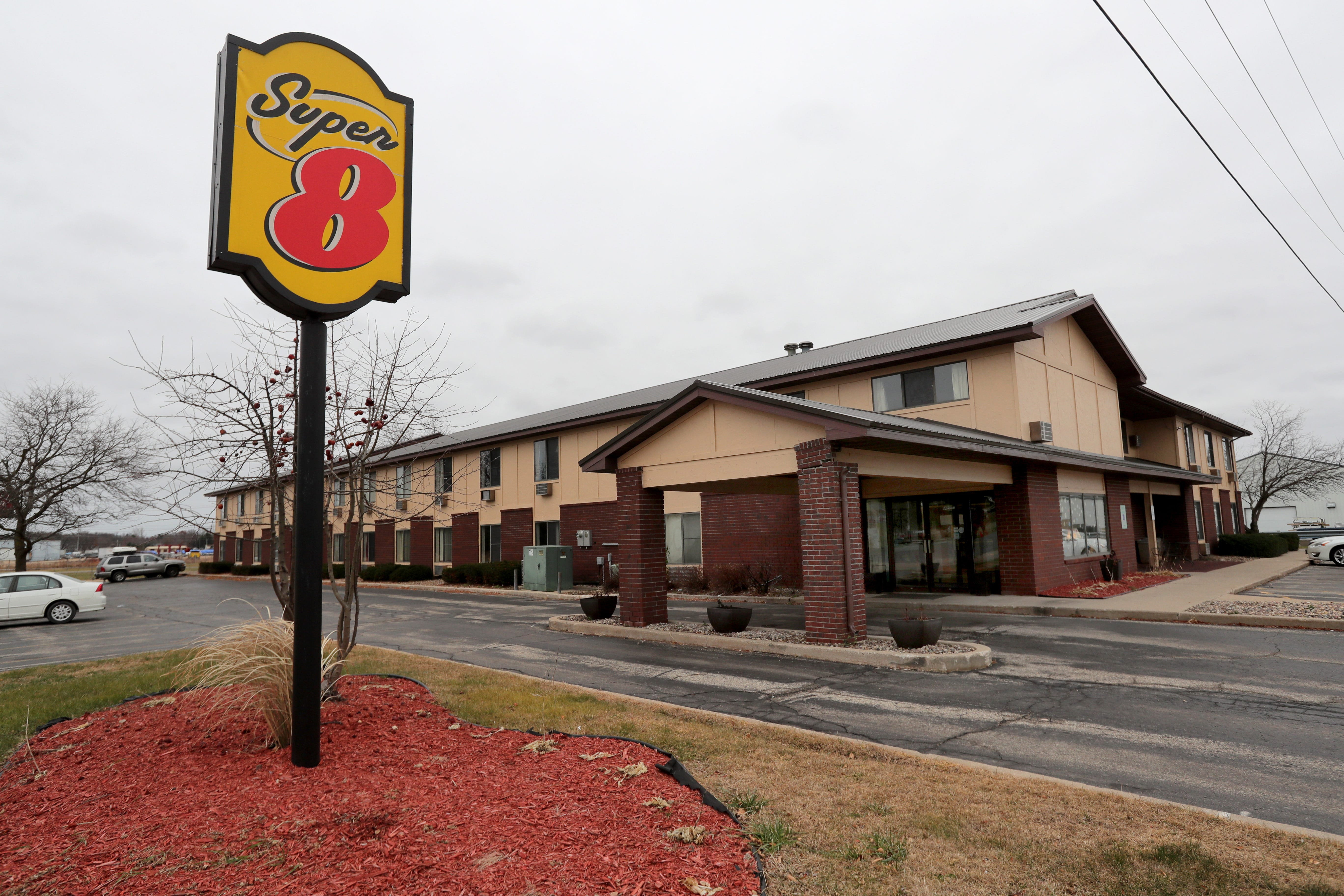 Many of the workers were isolated at this Super 8 motel in Shawano after they contracted Covid-19. The Journal Sentinel has confirmed the deaths of 11 Seneca Foods Gillett plant migrant workers from COVID-19 through death records or interviews with relatives and co-workers. But some employees said that up to 10 of them could have died of the virus.
