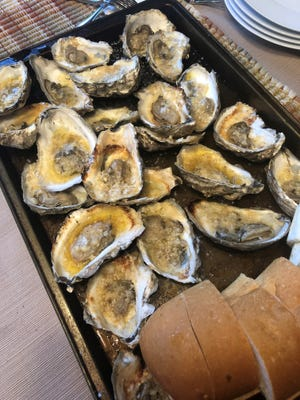 Oysters can add a unique spin to holiday meals.