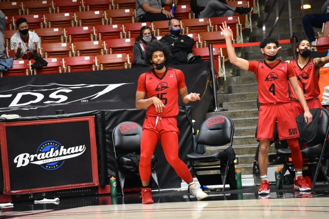 Southern Utah University and Dixie State University face off in the first-ever Division I game between the two programs.