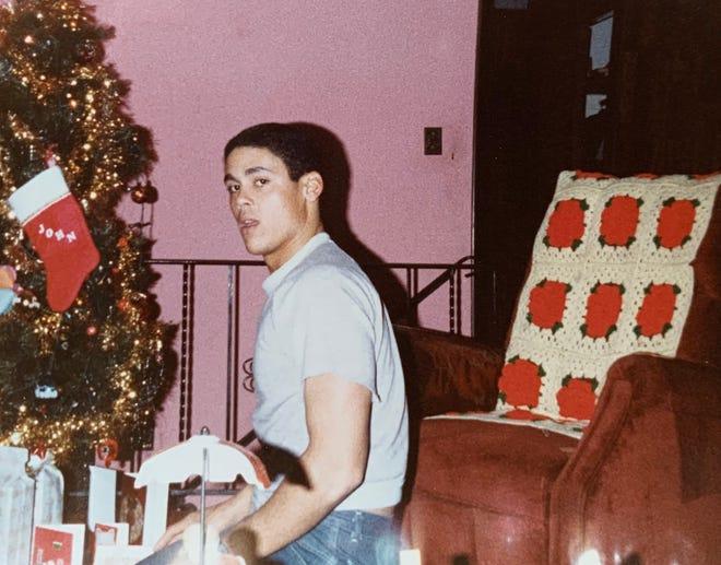 Carlos Jimenez en 1976