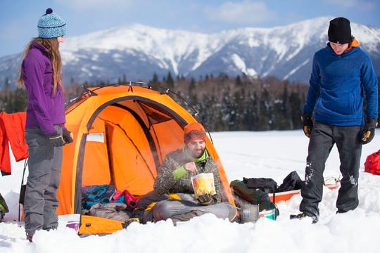 """For the recreational camper you should expect to burn an extra 30 to 40% of calories on average over the course of a full day winter camping,"" notes Mark Hubner, the testing team director for Canadian cold weather footwear and apparel company Baffin"