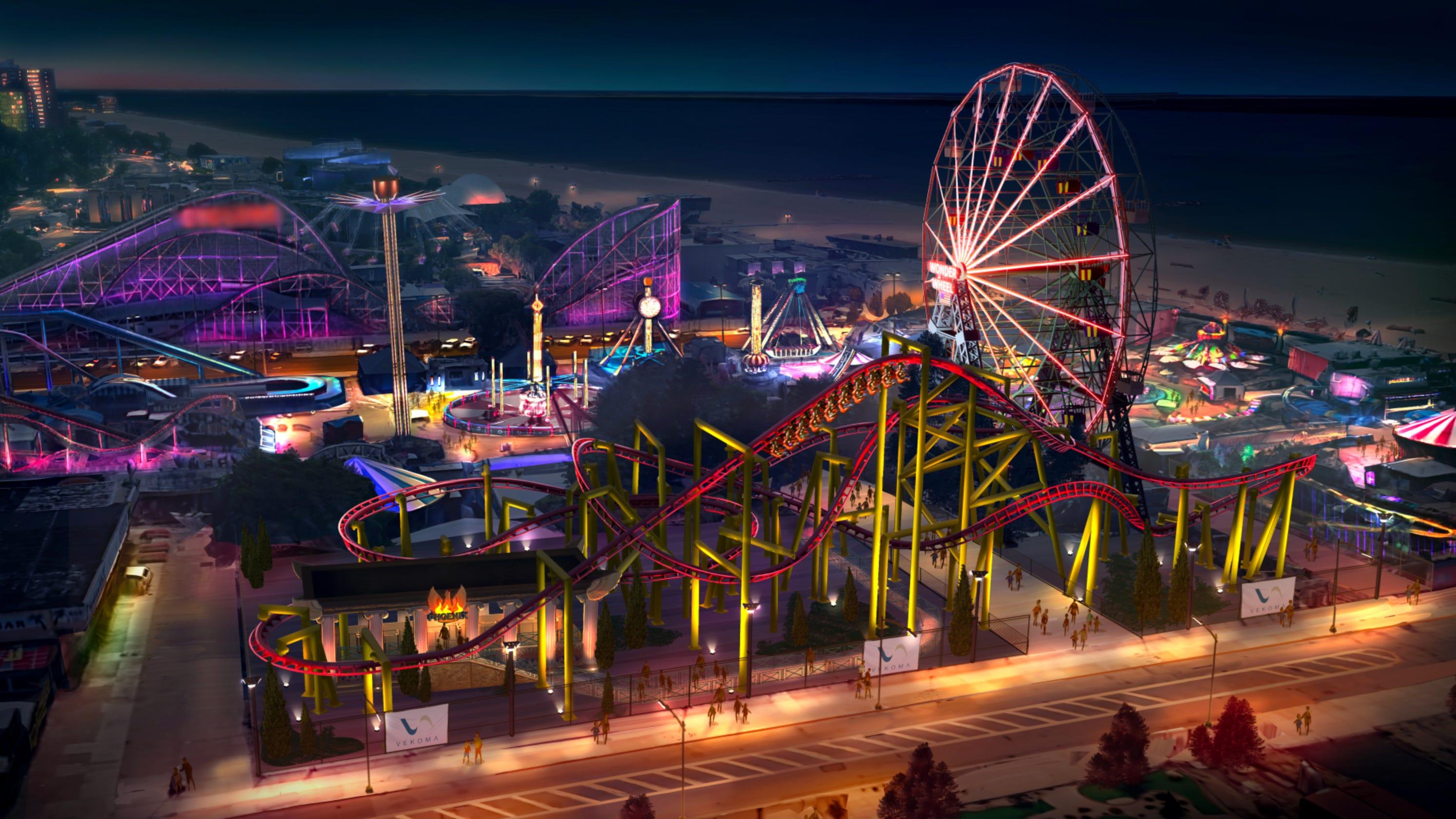 Most-anticipated roller coasters of 2021 at Universal Orlando, on a Carnival cruise ship and more