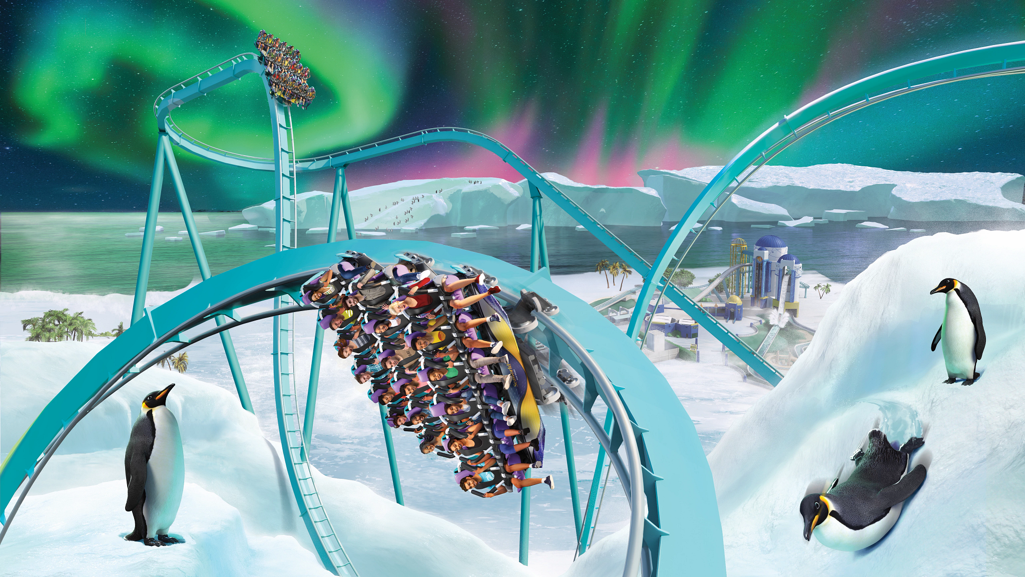 Highly anticipated roller coasters planned for 2021